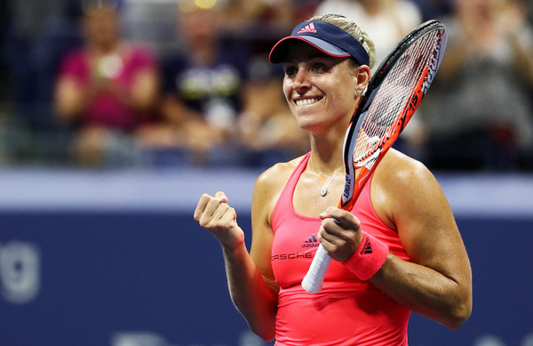 Angelique Kerber Puts Her Rise To World No.1 Down To Personal Growth