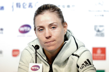 Angelique Kerber 2018 China Open - Day 6
