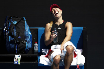 Angelique Kerber European Best Pictures Of The Day - January 31