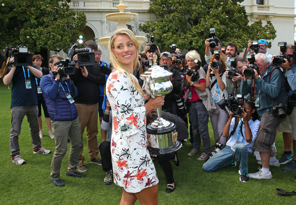 Australian Open 2016 - Women's Champion Photocall