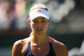 Angelique Kerber BNP Paribas Open - Day 8