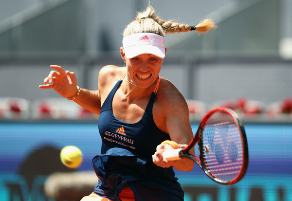 French Open Women's Draw: Kerber Faces Danger, Muguruza To Play Former Champion
