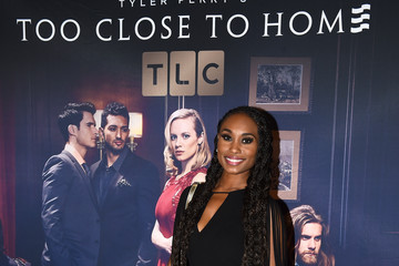 Angell Conwell TLC 'Too Close To Home' Screening