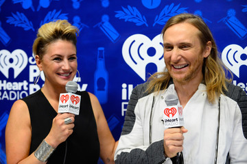 Angi Taylor The iHeartRadio Summer Pool Party - Backstage