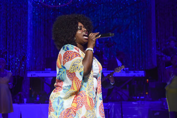 Angie Stone Aretha Franklin Tribute Concert
