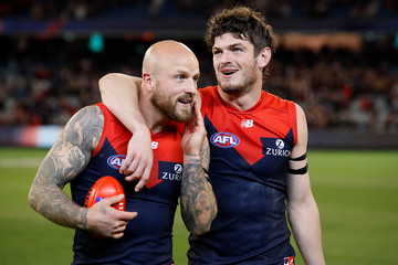 Angus Brayshaw AFL First Elimination Final - Melbourne vs. Geelong