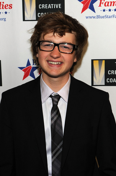 Angus T. Jones - Gallery