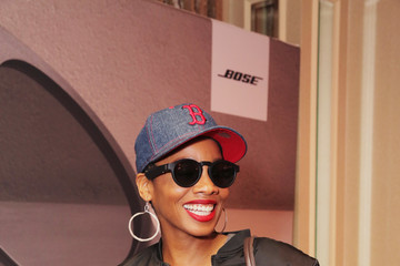 Anika Noni Rose HBO Luxury Lounge Presented By Obliphica Professional - Day 1