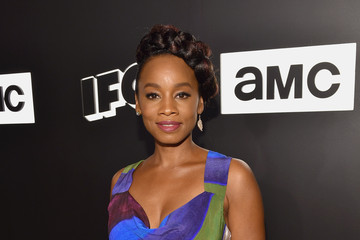 Anika Noni Rose AMC, BBC America, IFC And SundanceTV Emmy After Party