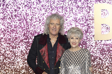Anita Dobson 'Bohemian Rhapsody' World Premiere - Red Carpet Arrivals
