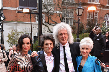 Anita Dobson The Olivier Awards With Mastercard - VIP Arrivals
