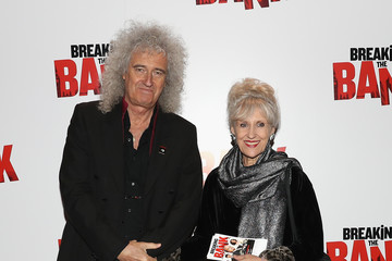 Anita Dobson 'Breaking The Bank' - UK Gala Screening - Arrivals