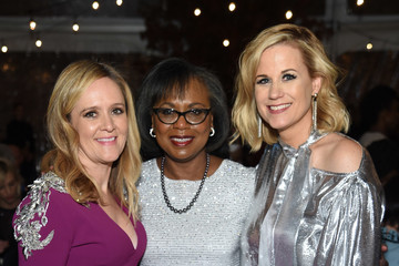 Anita Hill Glamour 2017 Women Of The Year Awards - Dinner Presented By SoFi, Held At Skylight At Kings Theater