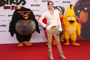 Anja Kling SONY Premiere of 'Angry Birds - Der Film' in Berlin