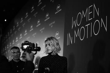 Anja Rubik Kering And Cannes Film Festival Official Dinner - Photocall