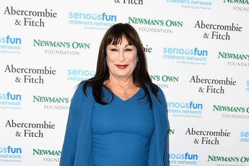 Anjelica Huston An Evening of SeriousFun Celebrating the Legacy of Paul Newman - Arrivals