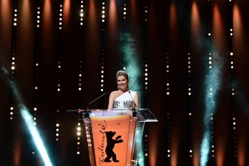 Anke Engelke Opening Ceremony Inside - 67th Berlinale International Film Festival