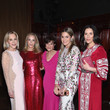 Ann Caruso Breast Cancer Research Foundation Hot Pink Gala Hosted By Elizabeth Hurley - Inside