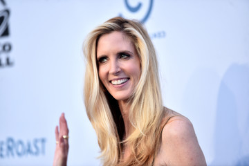 Ann Coulter The Comedy Central Roast of Rob Lowe - Arrivals