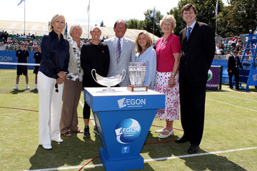 Ann Jones AEGON Classic - Day Six