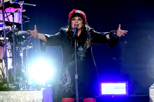 2019 iHeartRadio Music Festival - Night 1 – Show [performance,entertainment,music artist,stage,performing arts,song,concert,music,singing,event,las vegas,nevada,t-mobile arena,iheartradio music festival,show,ann wilson.of heart]