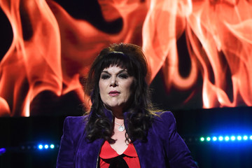 Ann Wilson The SecondAnnual LOVEROCKS NYC! A Benefit Concert for God's Love We Deliver - Inside
