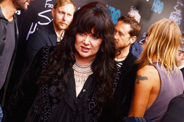 Ann Wilson 'Foo Fighters: Sonic Highways' Premiere