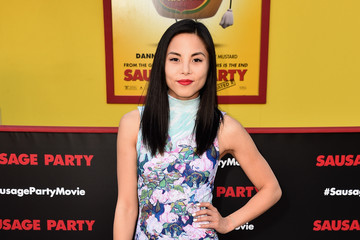 Anna Akana Premiere of Sony's 'Sausage Party' - Arrivals