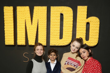 Anna Baryshnikov The IMDb Studio at the 2018 Sundance Film Festival - Day 2