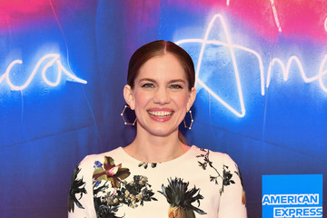 Anna Chlumsky 'Angels In America' Broadway Opening Night - Arrivals Part 1