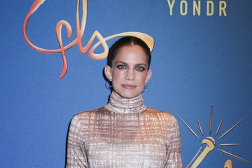 Anna Chlumsky 'Freestyle Love Supreme' Opening Night
