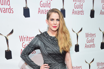 Anna Chlumsky 70th Annual Writers Guild Awards New York - Arrivals