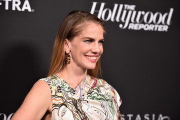 Anna Chlumsky The Hollywood Reporter And SAG-AFTRA Celebrate Emmy Award Contenders At Annual Nominees Night - Arrivals