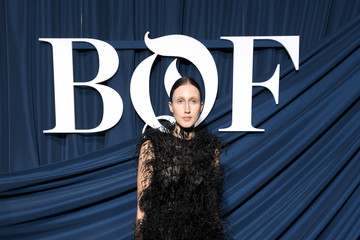 Anna Cleveland The Business Of Fashion Celebrates The #BoF500 2019 - Red Carpet Arrivals