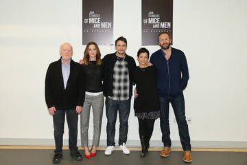 Anna D. Shapiro 'Of Mice and Men' Press Conference in NYC