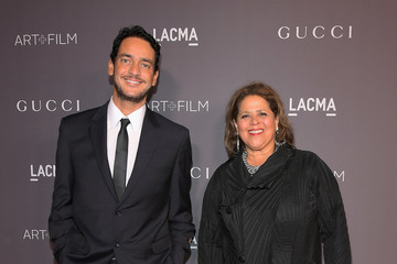 Anna Deavere Smith 2017 LACMA Art + Film Gala Honoring Mark Bradford and George Lucas Presented by Gucci - Red Carpet