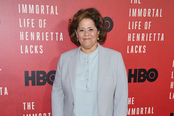 Anna Deavere Smith 'The Immortal Life of Henrietta Lacks' New York Premiere - Arrivals
