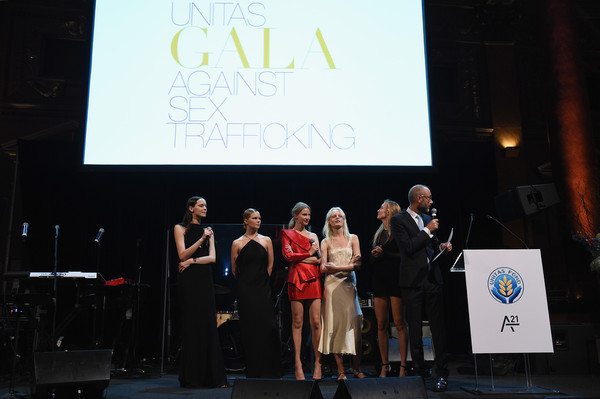 Unitas Gala Against Sex Trafficking