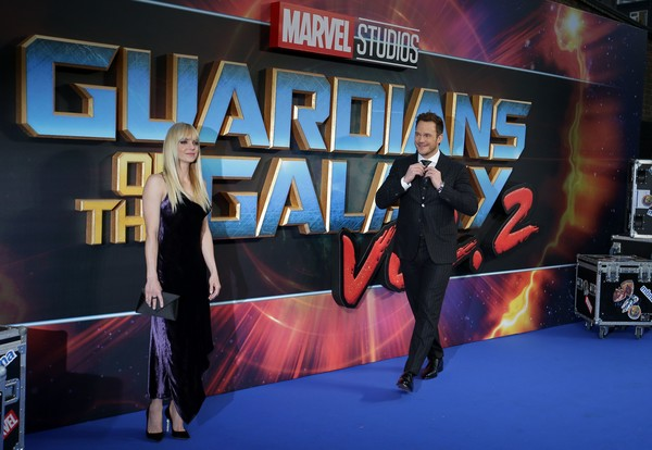 'Guardians of the Galaxy Vol. 2' - European Gala Screening - VIP Arrivals