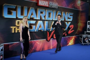 Anna Faris 'Guardians of the Galaxy Vol. 2' - European Gala Screening - VIP Arrivals