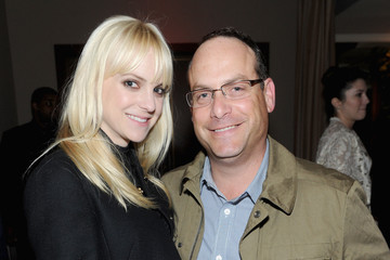 Anna Faris GREY GOOSE Pre-Oscar Party At Sunset Tower