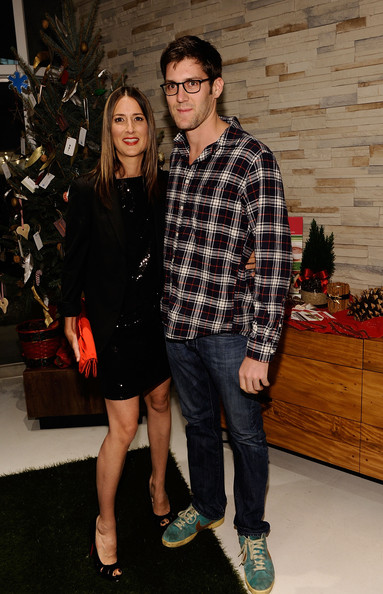 """Anna Getty Book Party For """"I'm Dreaming Of A Green Christmas"""""""