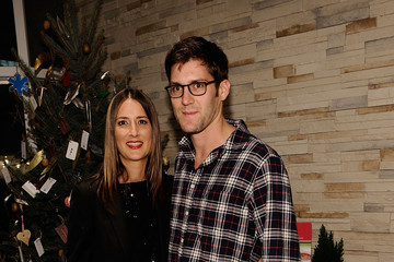 """Alexander Getty Anna Getty Book Party For """"I'm Dreaming Of A Green Christmas"""""""