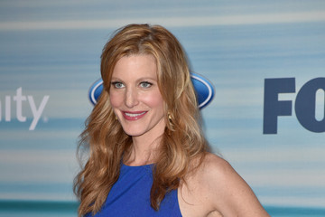 Anna Gunn 2014 FOX Fall Eco-Casino Party