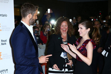 "Anna Kendrick ""The Voices"" Premiere - 2014 Toronto International Film Festival"