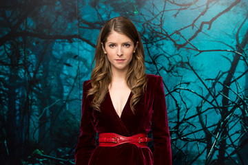 Anna Kendrick 'Into the Woods' Photo Call in London