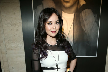 Anna Maria Perez De Tagle The Giving Keys Celebrates the Launch of Their New Matte Black Key Necklace