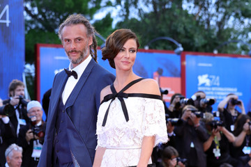 Anna Mouglalis Award Ceremony Arrivals - 74th Venice Film Festival