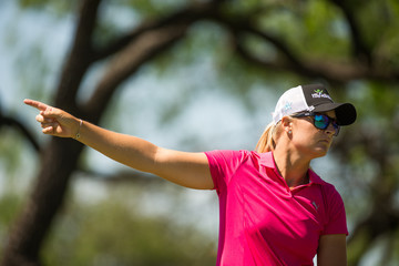 Anna Nordqvist Volunteers of America North Texas Shootout - Round One