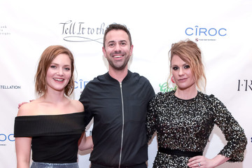 Anna Paquin Holliday Grainger 'Tell It To The Bees' Party At TIFF